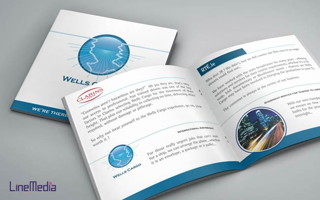 Brochure design company in Windsor, Ontario