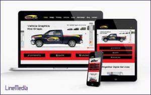 Responsive website design Windsor, Ontario