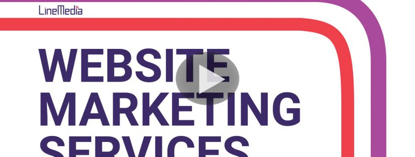 Website marketing services from Line Media in Windsor, Ontario