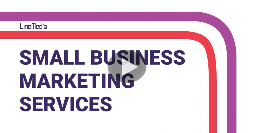 Line Media small business marketing services Windsor, Ontario