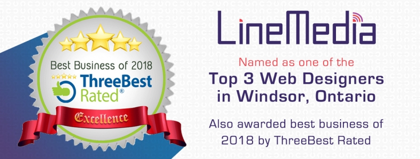 Top 3 Web Designers in Windsor, Ontario - Line Media