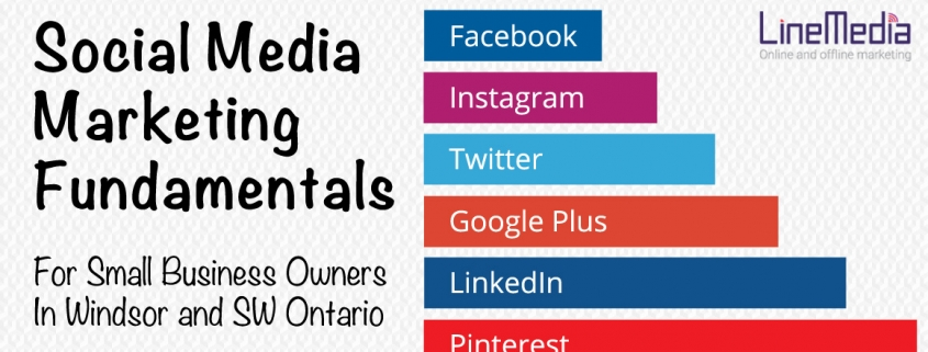 Social Media marketing in Windsor, Ontario