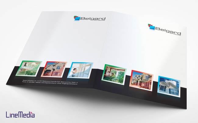 Folder design Windsor, Ontario