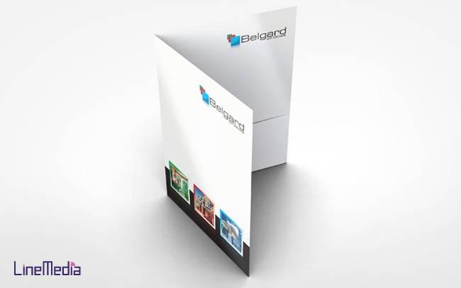 Folder, graphic designer Windsor, Ontario