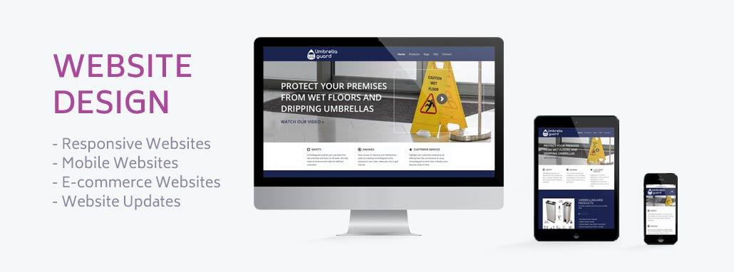 Mobile, responsive, website design in Windsor, Ontario