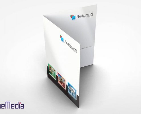 Folder design and marketing in Windsor, Ontario