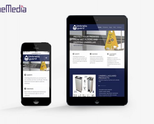 Mobile website design for small business in Windsor, Ontario