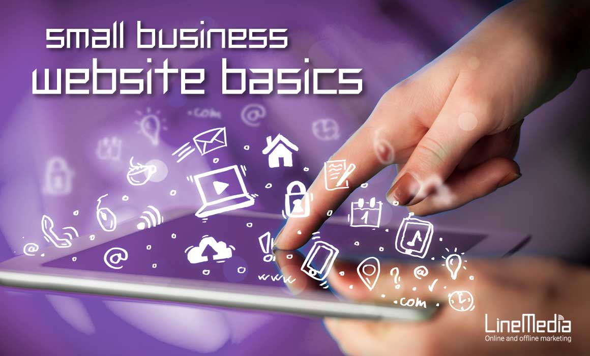 Small business website basics for companies in Windsor, Ontario