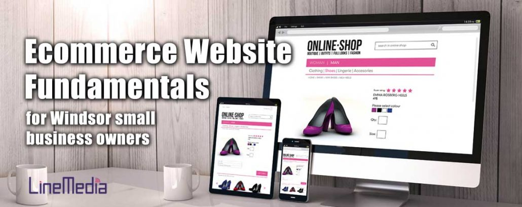 Ecommerce website fundamentals for Windsor small business owners