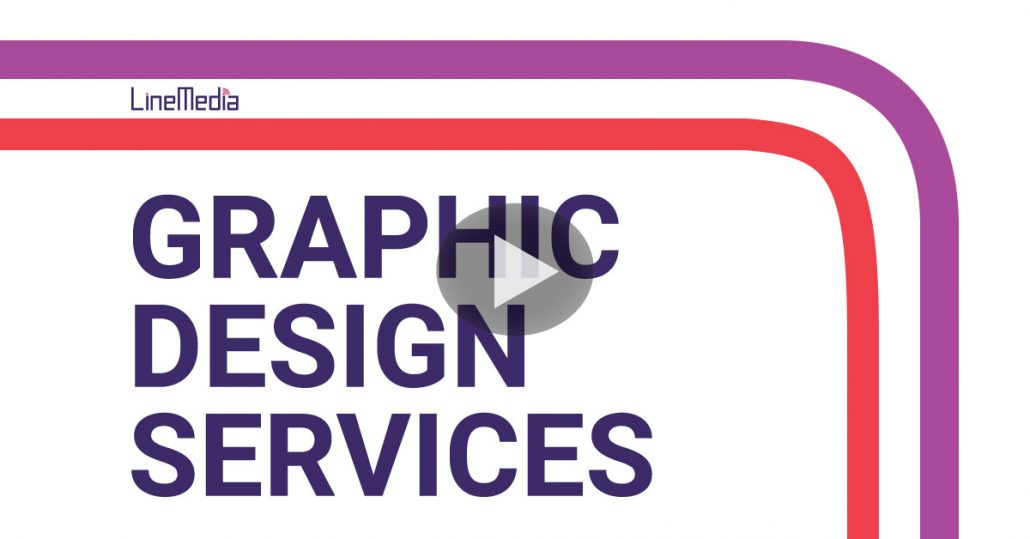 Graphic Design services from Line Media in Windsor, Ontario